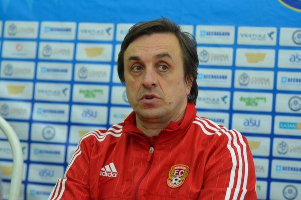 У саратовского «Сокола» сменился главный тренер