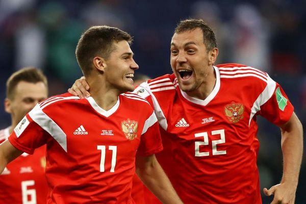 Артём Дзюба не включил себя в пятёрку лучших игроков России