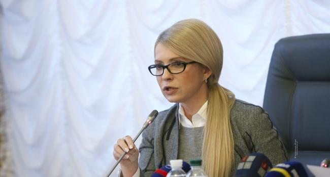 Выборы 2019: Тимошенко определилась, когда выдвигаться в президенты Украины