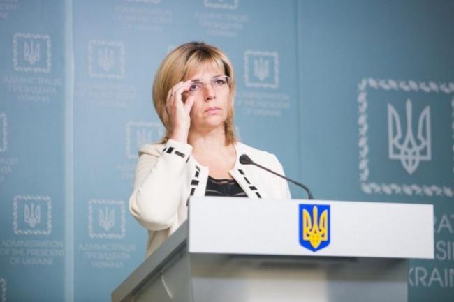 Богомолец подала документы в ЦИК для регистрации кандидатом в президенты Украины