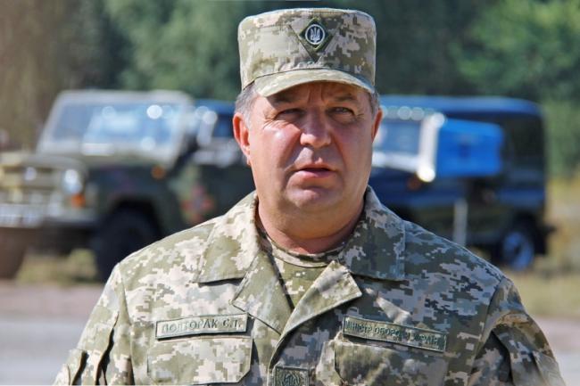 Для перехода на все стандарты НАТО Украине нужны средства — Полторак
