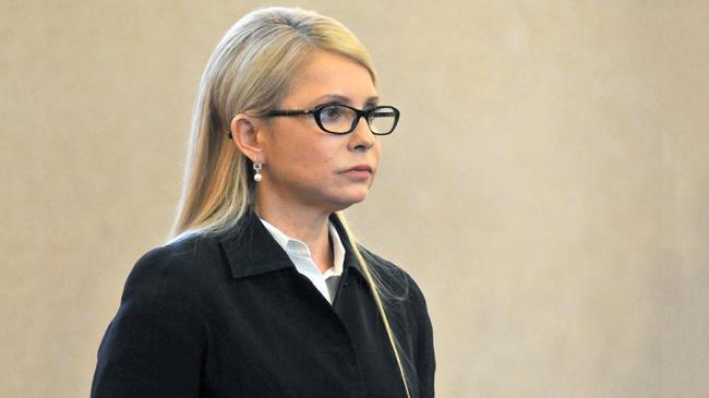Тимошенко идёт в президенты Украины