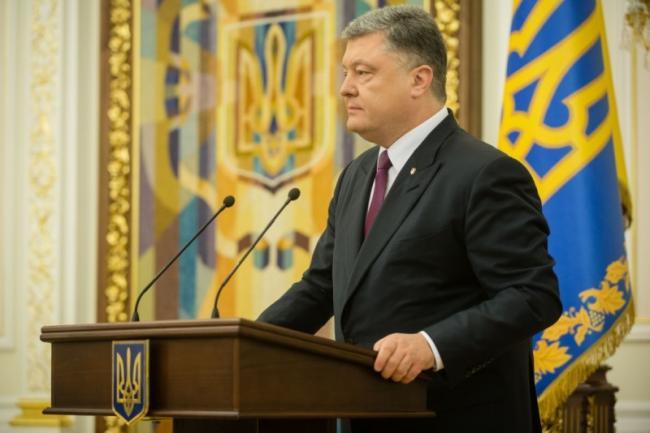 Официально: Петр Порошенко баллотируется на второй срок