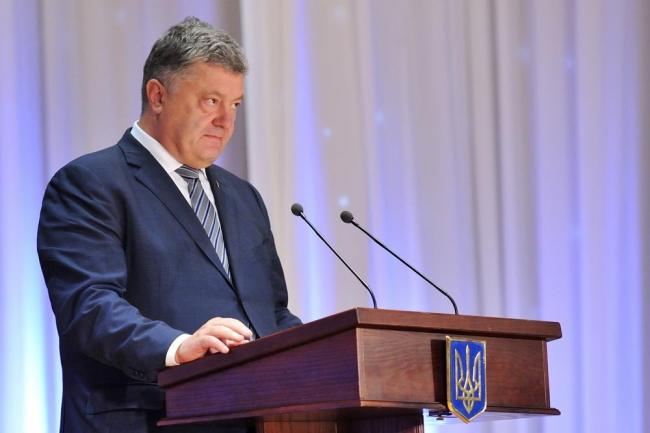 Луценко объяснила, почему Порошенко идет на выборы самовыдвиженцем