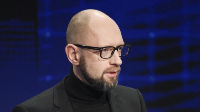 Яценюка выдвигают в президенты Украины