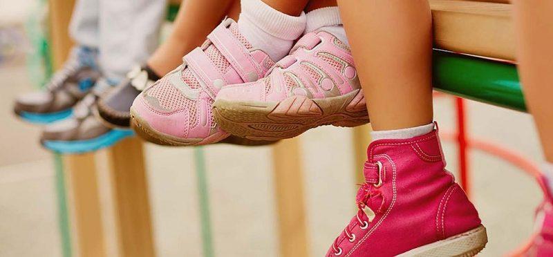 Детские кроссовки оптом по выгодной цене
