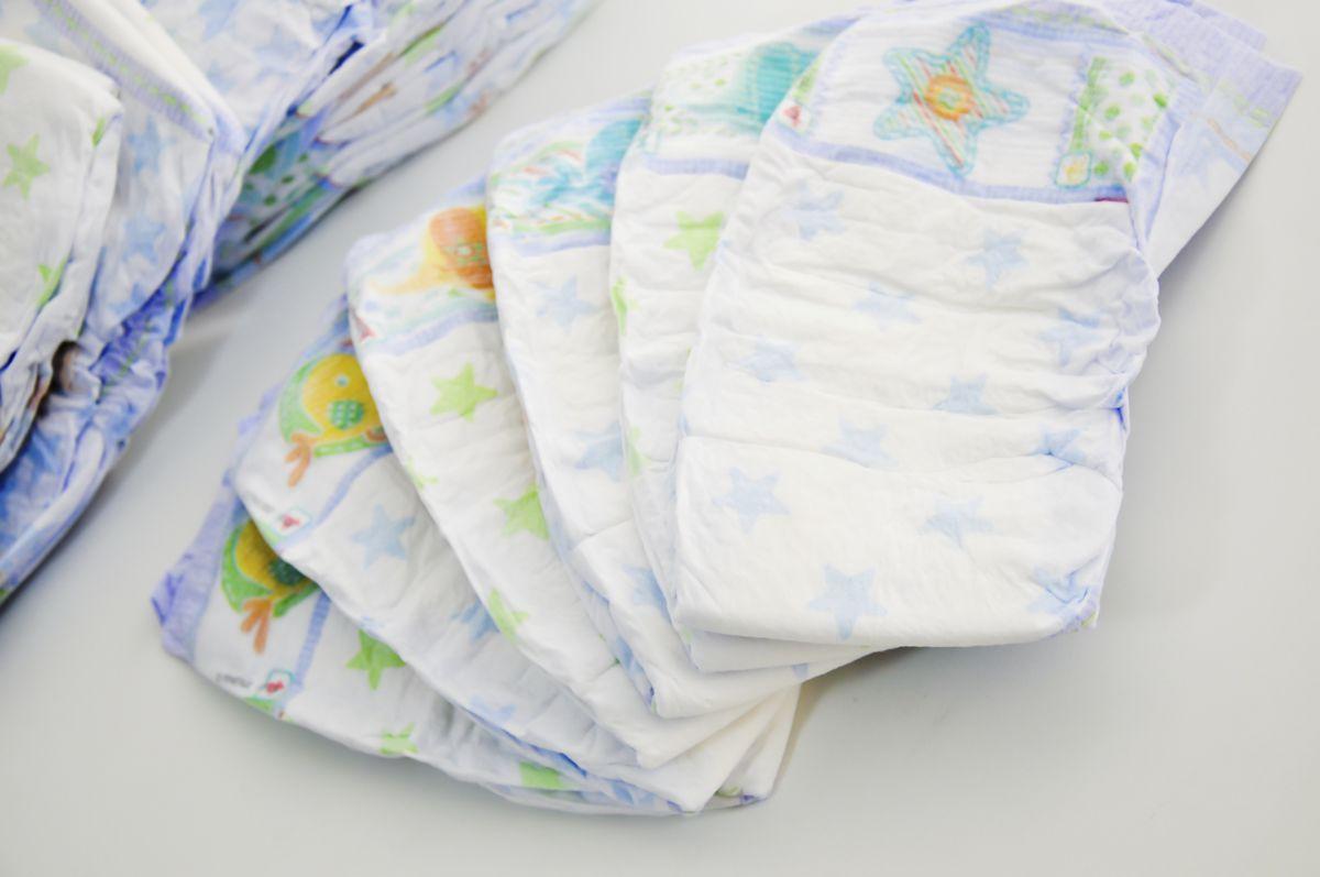 Подгузники от интернет-магазина babyvil.ru - это качество за приятную цену