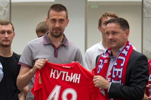 Возвращение Кутьина в премьер-лигу — в числе главных спортивных событий в Липецкой области