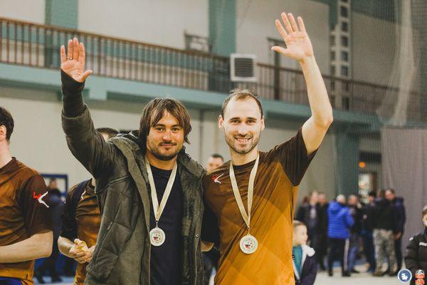 Владислав Рыжков стал чемпионом Воронежской области по мини-футболу