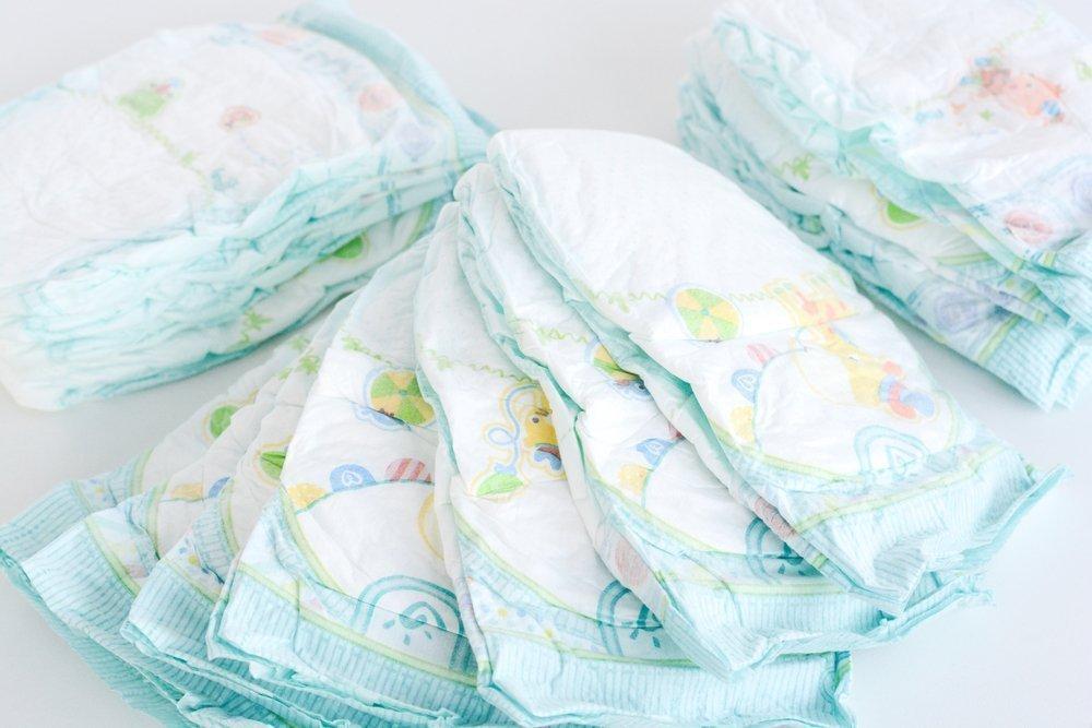 Ваш малыш будет сладко спать в подгузниках от интернет-магазина nanbaby.ru