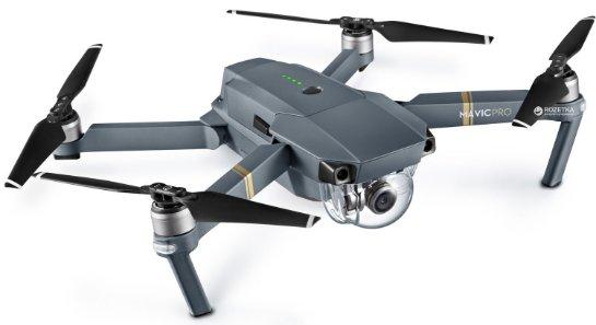 Квадрокоптеры бренда DJI – самые функциональные и инновационные беспилотные аппараты