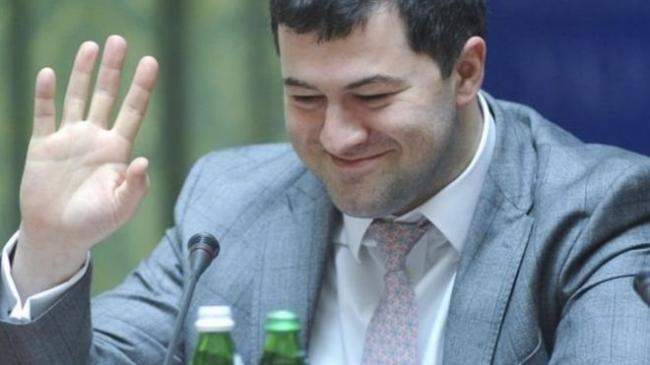 Прокуроры просят арестовать британские деньги Насирова