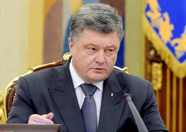 Оккупации Азовского моря не будет, - президент Украины