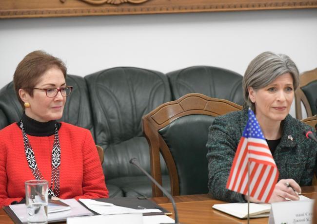 Вашингтон подтвердил дальнейшую поддержку Украины и ее Вооруженных Сил