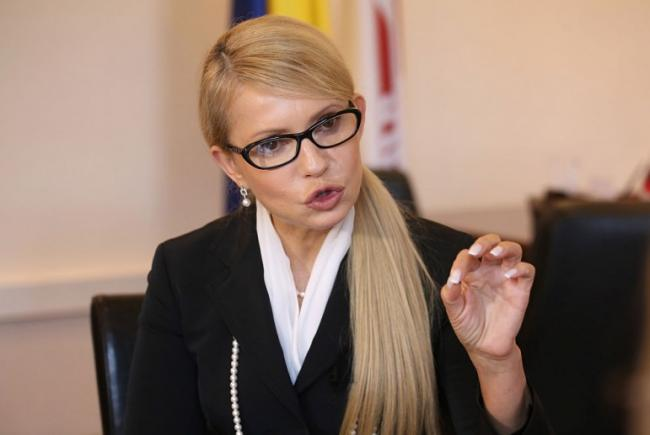 Тимошенко считает Зеленского опасным «экспериментом»