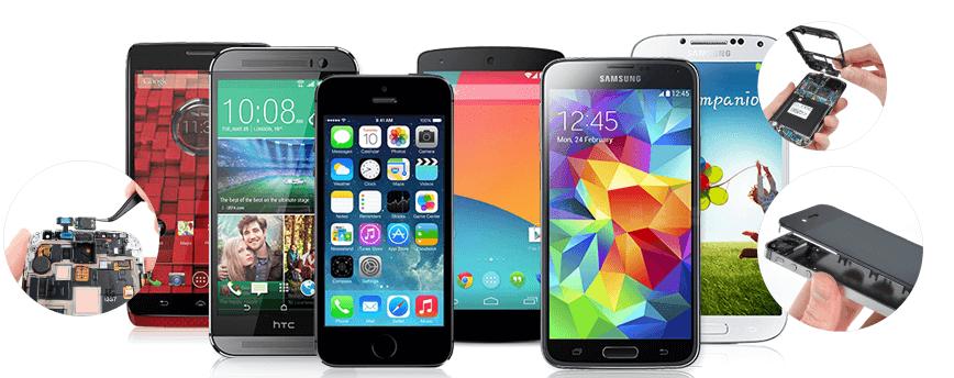 Профессиональный ремонт мобильных телефонов в Киеве по доступным ценам