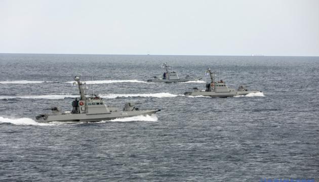 Украина никогда не откажется от международного морского права - Генштаб