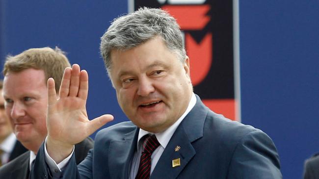 Порошенко приветствует решение об «азовских» санкциях Евросоюза для РФ