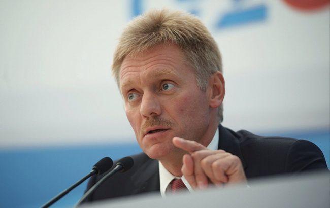 В Кремле назвали условия признания выборов в Украине
