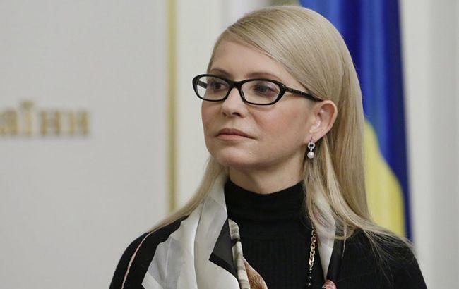 О премьерстве Тимошенко речь не идет - штаб Зеленского