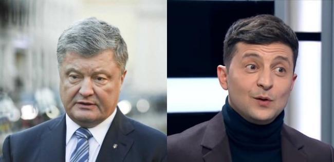 Зеленский vs Порошенко: на Общественном объявили дедлайн дебатов