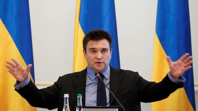 Климкин: «НАТО и Украина не будут спрашивать у РФ, что делать в Черном море»