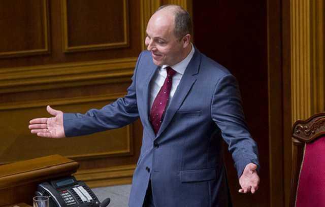 Парубий рассказал об ожиданиях от состава парламентского большинства после выборов