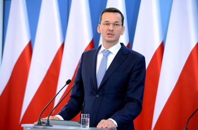 Премьер Польши: покупка российского газа – это покупка оружия у Путина
