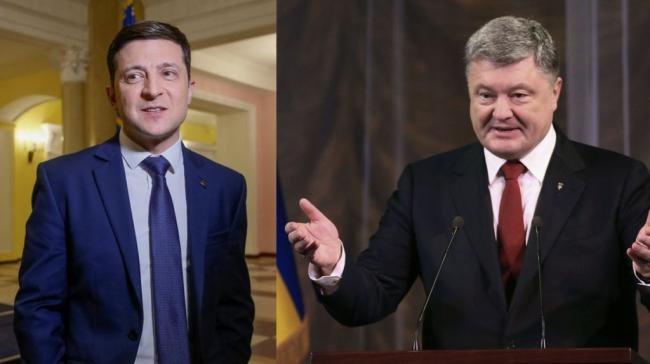 ЦИК публикует результаты второго тура выборов: Зеленский уверенно лидирует