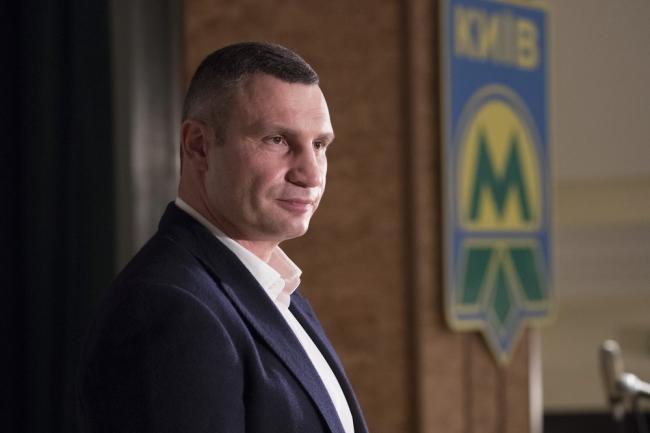 Кличко поздравил Зеленского и ждет от него больше денег