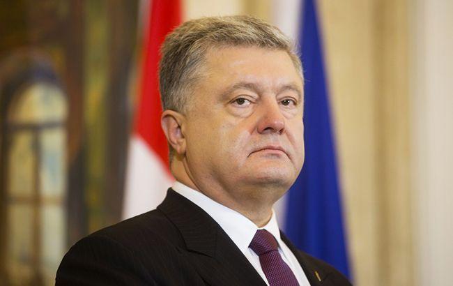 Порошенко ввел в действие решение СНБО о мерах по укреплению обороноспособности государства