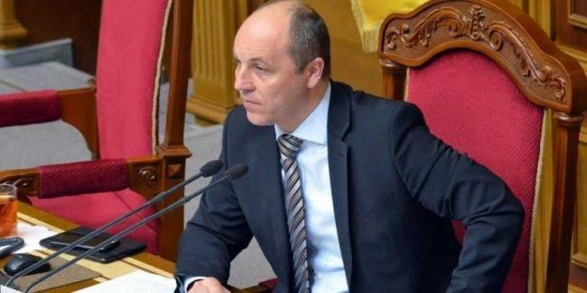 Парубий резко раскритиковал идею главы АП Богдана относительно референдума о «мире с РФ»