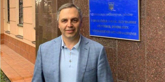 ГБР получило заявление Портнова об отмывании Порошенко $300 млн