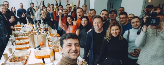 Партия Зеленского о донорах: дают понемногу, но их много