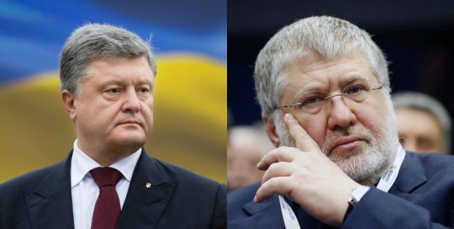 Коломойский рассказал о ссоре с Порошенко