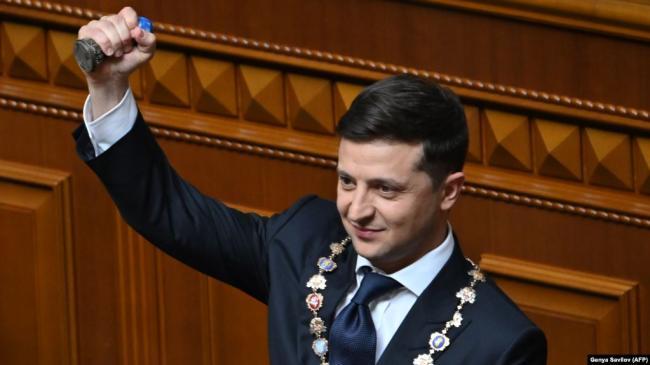 В ВР внесли законопроект Зеленского об импичменте