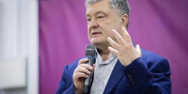 Порошенко присоединился к партии Европейская Солидарность
