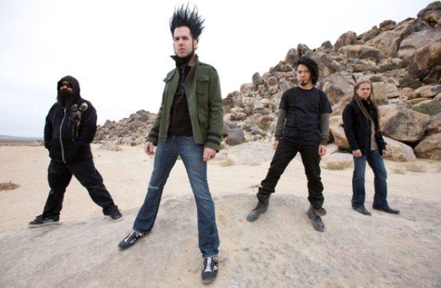Американская группа «Static X» зажжет в Киеве