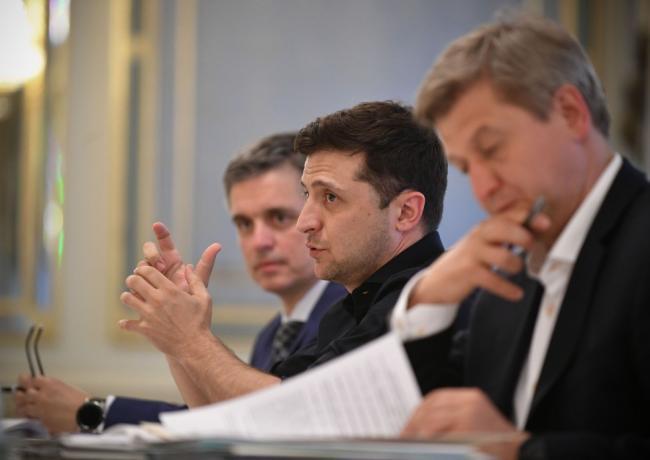 Зеленский заявил о готовности к переговорам с РФ