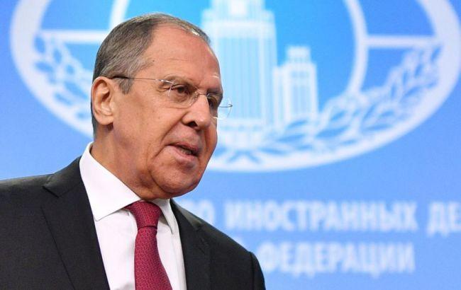 Лавров назвал условия для переговоров России с Украиной
