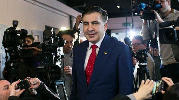 Саакашвили заявил, что Порошенко трижды предлагал ему пост премьера «как друг другу»