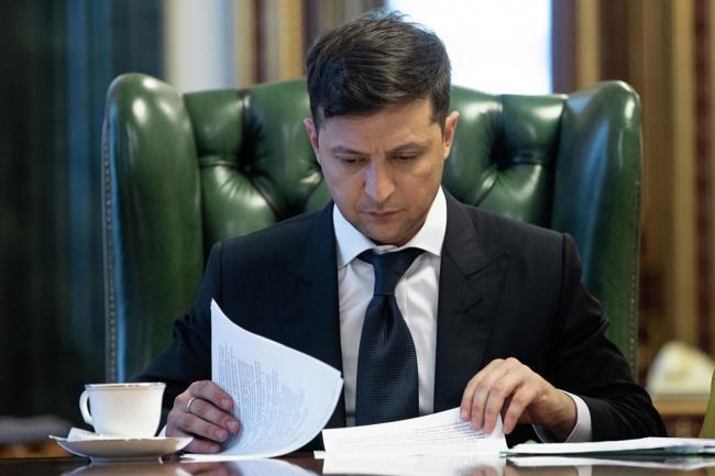 Стефанчук рассказал о плане президента Украины на 100 дней