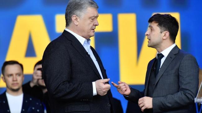Порошенко высказал надежду на альянс с Зеленским