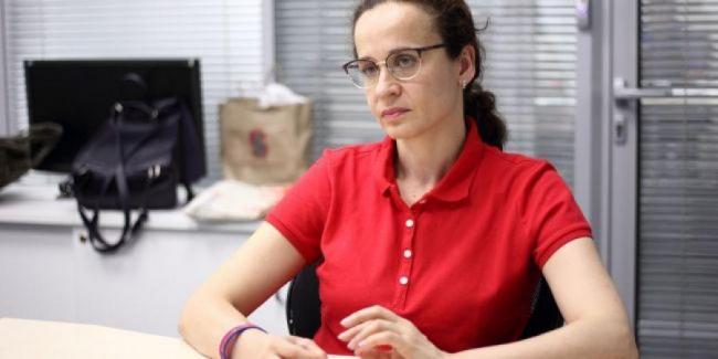 Глава штаба партии Вакарчука рассказала об электорате Голоса