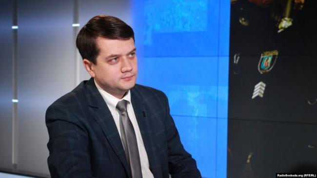 Разумков рассказал, как формировали списки партии