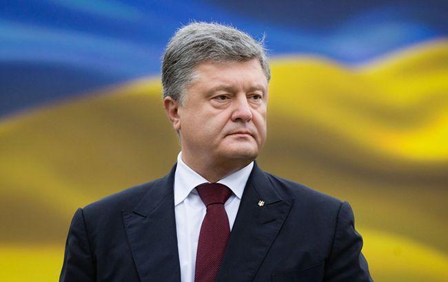 Порошенко подал документы в ЦИК