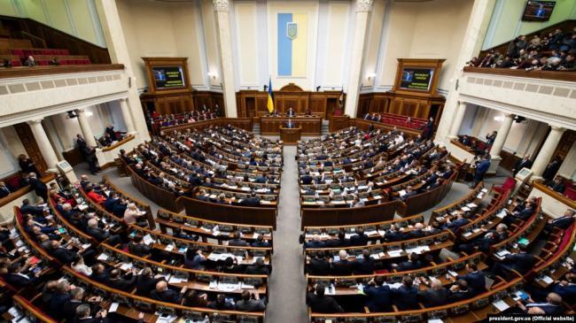 КСУ признал конституционным указ Зеленского о роспуске Рады