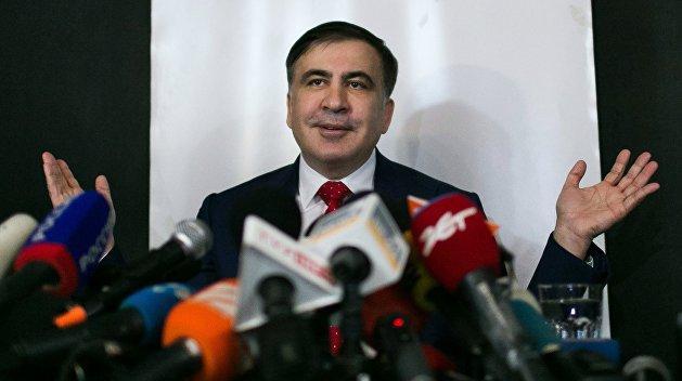 В ЦИК объяснили, почему отказали в регистрации партии Саакашвили