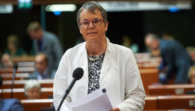 Украинская делегация заявляет о грубом нарушении регламента президентом ПАСЕ