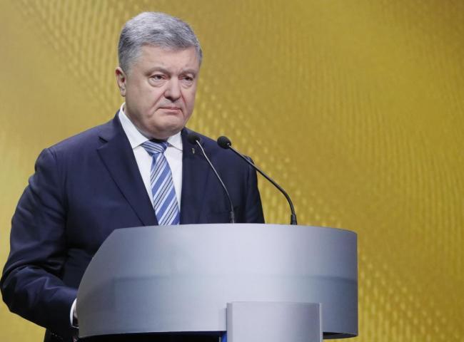 Порошенко назвал главных оппонентов на выборах
